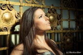 Shooting mit Corinna im alten Volksbad in Nürnberg