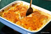 Kartoffel Lasagne