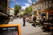 Place Saint Jacques in Metz
